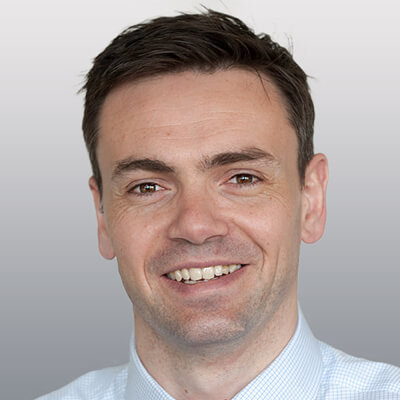 Iain Barnes – Head of portfolio management
